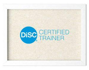 Certificação em DiSC